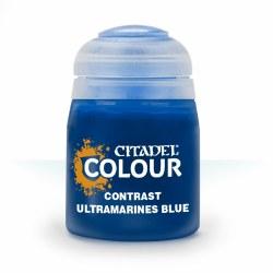 Citadel Paint: Contrast Ultramarine Blue