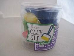 Clay: Mini Modeling Clay Kit