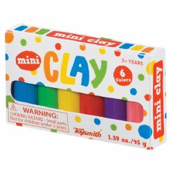Clay: Mini Modeling Clay
