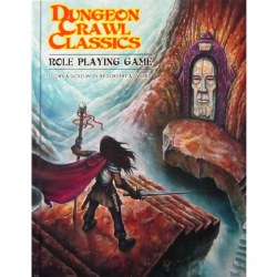 Dungeon Crawl Classic-Role Playing Game