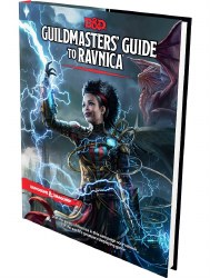 D&D 5E - Guildmaster's Guide To Ravnica Sourcebook