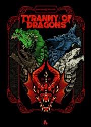 D&D 5E Tyranny of Dragons