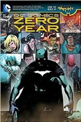 DC Comics: Zero Year HC