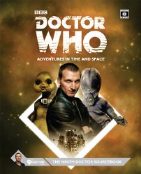 Doctor Who: Adventures in Time and Space 9th Doctor Sourcebook