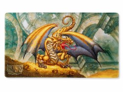 Dragon Shield Playmat w/Life Counter - King Gygex