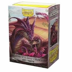 Dragon Shield: 100 Art Matte Mother's Day Dragon Sleeves