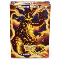 Dragon Shield Sleeves: 60 Small Art Syber