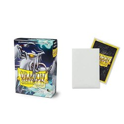 Dragon Shield 60 Japanese Matte Sleeves White