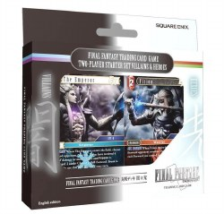 Final Fantasy TCG Heroes & Villains 2-Player Starter Set
