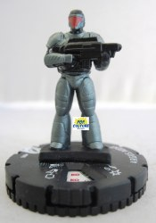 Heroclix The Flash 005 A.R.G.U.S. Agent