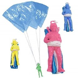 Giant Parachuter