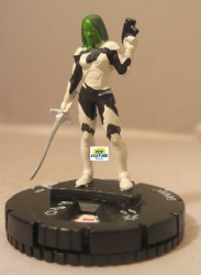 Heroclix Guardians of the Galaxy 001 Gamora