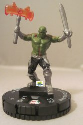 Heroclix Guardians of the Galaxy 002 Drax the Destroyer