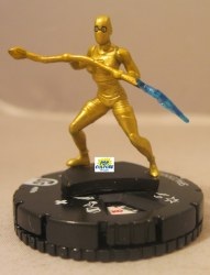 Heroclix Guardians of the Galaxy 009a Spaceknight