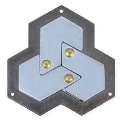 Hanayama Puzzle - Hexagon