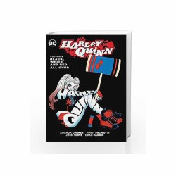 Harley Quinn Vol.6: Black, White and Red All Over Hardcover
