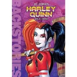 Harley Quinn Wild Card Graphic Novel