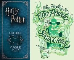 Harry Potter: Floo Powder 200-Piece Puzzle