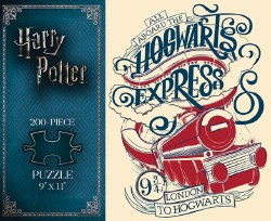 Harry Potter: Hogwarts Express 200-Piece Puzzle