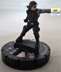 Heroclix Captain America & the Avengers 015 Winter Soldier