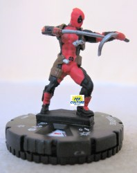 Heroclix Deadpool & X-Force 001a Deadpool