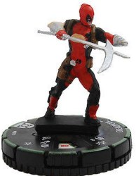 Heroclix Deadpool & X-Force 001b Dreadpool