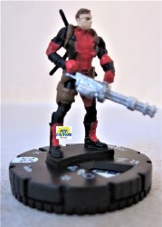 Heroclix Deadpool & X-Force 003b Foolkiller