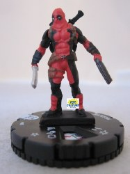 Heroclix Deadpool & X-Force 005 Massacre