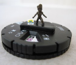 Heroclix Guardians of the Galaxy v.2 002 Groot