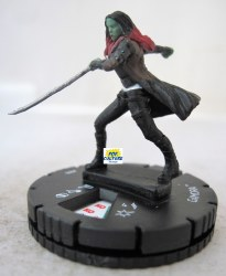 Heroclix Guardians of the Galaxy v.2 006 Gamora