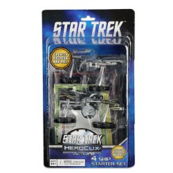 Heroclix Star Trek Tactics IV Starter Set