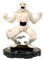 Heroclix Arkham Asylum 001 White Martian