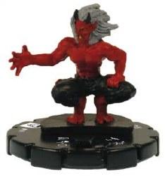 Heroclix Arkham Asylum 009 Kid Devil