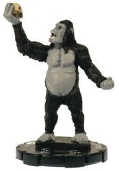 Heroclix Arkham Asylum 010 Gorilla Grodd
