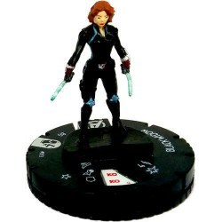 Heroclix Avengers Age of Ultron Movie 013 Black Widow