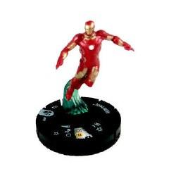 Heroclix Avengers Age of Ultron Movie 101 Iron Man Mk 43
