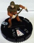 Heroclix Assassin's Creed: Brotherhood 003 La Volpe
