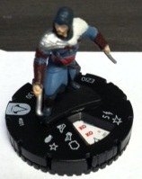 Heroclix Assassin's Creed: Revelations 001 Ezio