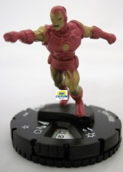 Heroclix Avengers Defenders War 010 Iron Man