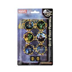 Heroclix Avengers Infinity Dice & Token Pack