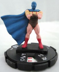 Heroclix DC 75th Anniversary 012 The Atom