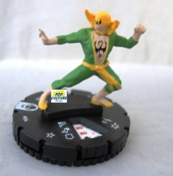 Heroclix Age of Ultron 004 Iron Fist