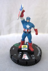 Heroclix Age of Ultron 020 Captain America