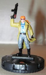 Heroclix Amazing Spider-Man 007 Johnny Blaze