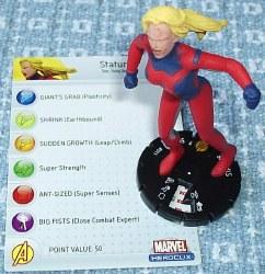 Heroclix Avengers 011 Stature