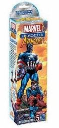 Heroclix Avengers Booster Pack