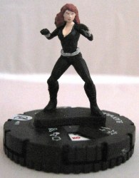 Heroclix Avengers Movie 007 Black Widow