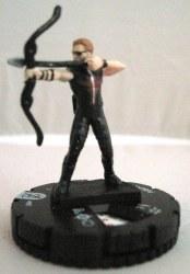 Heroclix Avengers Movie 009 Hawkeye