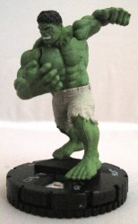 Heroclix Avengers Movie 014 Hulk