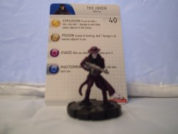 Heroclix Batman Alpha 019 The Joker